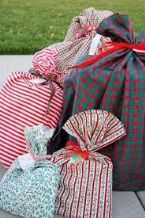 SEWING CHRISTMAS GIFT WRAPPING FRIDAY 13TH DECEMBER